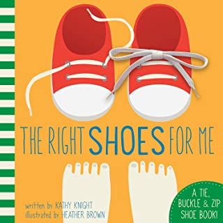 Bendon 88930 Piggy Toes Press The Right Shoes for Me Interactive Storybook
