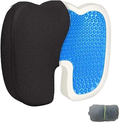 椅子 クッション 骨盤矯正 クッション 四季通用 痔防止 椅子 クッション 疲労を和らげる 体圧分散 低反発座布団、自動車はもちろん自宅やオフィスでも使えます。
