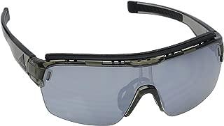 Unisex-Adult Zonyk Aero Pro L ad05 75 5500 000L Shield Sunglasses, cargo shiny, 74 mm