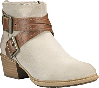 Timberland Women's Sutherlin Bay Cross Strap Ankle Boot