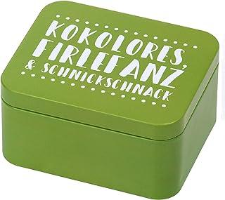 RBV Birkmann 438231 Colour Kitchen Boîte cadeau en fer blanc