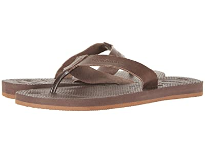 Havaianas Urban Special Flip-Flops (Dark Brown) Men