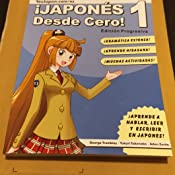 Japones Desde Cero 1 Amazon Es Trombley George Takenaka Yukari Pardo Adan Zurita Libros