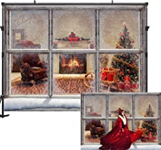 backdrop for christmas photo booth