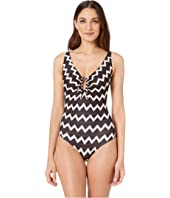 Stella McCartney - Drawstring Tunnels One-Piece
