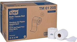 Tork Advanced TM6120S Bath Tissue Roll, 2-Ply,  4