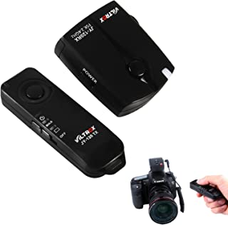 Acouto RS-80N3 3.5mm//2.5mm C3 Shutter Release Cable for Canon EOS 5D3 5D2 7D 50D 40D 3.5mm-C3