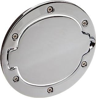 Mopar 82208902 Chrome Fuel Filler Door, 1 Pack