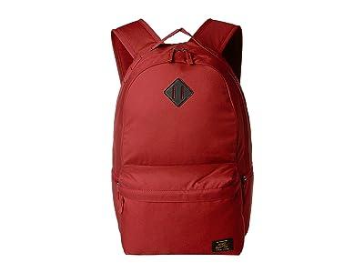 Nike SB Icon Backpack (Team Crimson/Golden Beige/Golden Beige) Backpack Bags