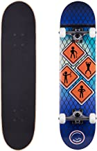 Cal 7 Complete Skateboard, 7.5, 8 Inch