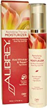 Aubrey Revitalizing Therapy Facial Moisturizer | Reduces Look of Fine Lines, Wrinkles, Supports Firmness | Dry Skin | 75% ...