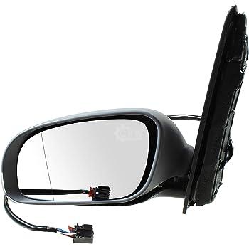 Außenspiegel Kpl Links Für 1t Bj 03 10 Elektrisch Heizbar Grundiert Auto