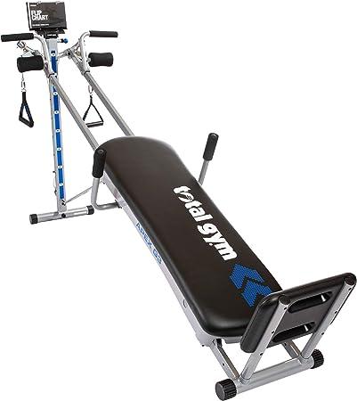 Total Gym APEX Versatile Indoor Home Workout