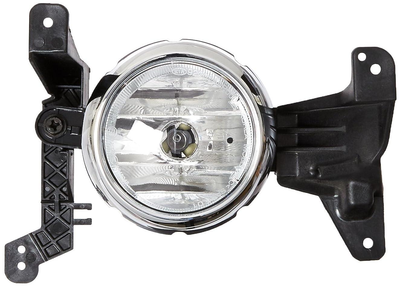 Genuine Kia (92201-1U000) Fog Lamp Assembly, Front, Left