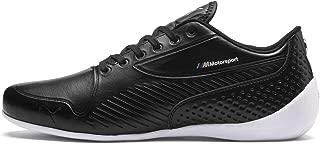 PUMA Mens BMW MMS Motorsport Drift CAT 7S Ultra Black Athletic Driving Shoes