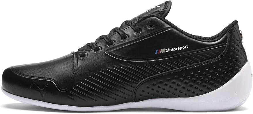 PUMA BMW MMS Motorsport Drift CAT 7S Chaussures de conduite athlétiques pour homme Noir