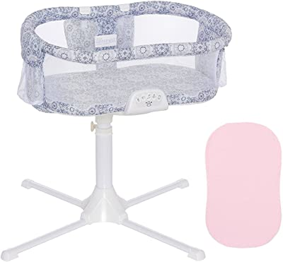 Amazon.com : HALO Bassinest Swivel Sleeper Bassinet ...