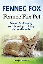 Fennec Fox. Fennec Fox Pet. Fennec Fox keeping, care, housing, training, diet and health.