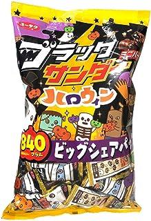 有楽製菓 ブラックサンダー ハロウィンビッグシュアパック 840g