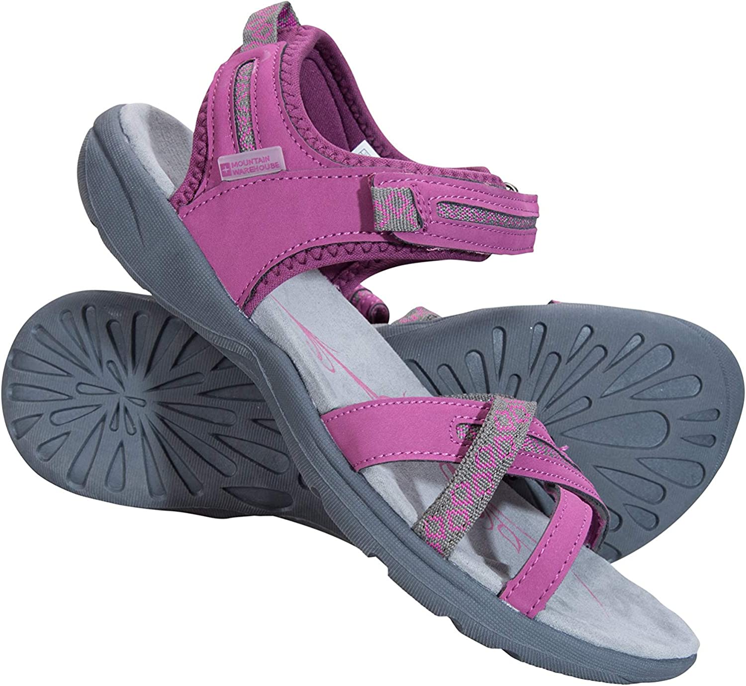Boston Mall Mountain Warehouse Summertime Oakland Mall Womens Sandals Sho - Casual Ladies