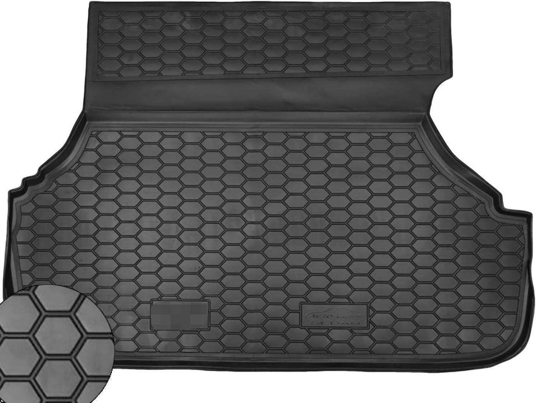 Alternative dealer All Weather Cargo Liner Boot Rear Free shipping Carmat Trunk Mud Mat Cust Tray