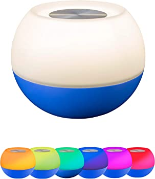 Enbrighten 12-Color Changing LED Table Lamp