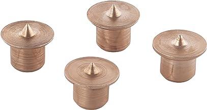 Wolfcraft Diameter pluggen (8 mm, hardmetaal, 4 stuks), WFC2912, multi, 8 mm pak van 4