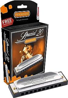 Hohner 560PBXC Special 20 Diatonic Harmonica, C-major