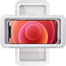 2021 Upgraded Oceavity Shower Phone Holder Waterproof 360° Rotation, Mirror/Wall Mount Phone Holder for Shower Bathroom Bathtub Kitchen, Universal Shower Accessories (White)