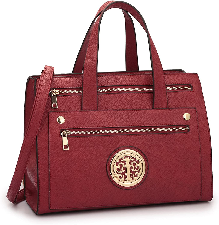 Fashion Women Top Handle Handbags Satchel Purse Hobo Tote Shoulder Bag
