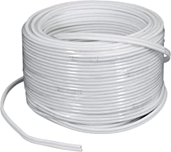 $29 » Sponsored Ad - Rockville Marine 16G100 OFC 16 Gauge 100 Foot 100% Copper Speaker Wire White