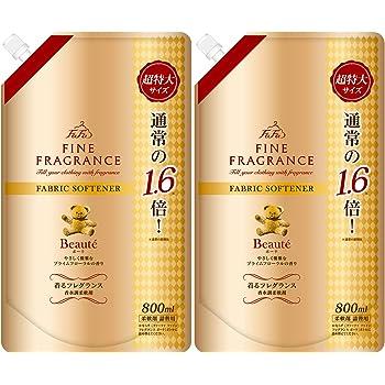 【まとめ買い】ファーファ ファインフレグランス 柔軟剤 ボーテ 800ml 詰替 プライムフローラルの香り ×2個パック