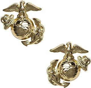 USMC Enlisted Dress Collar Device