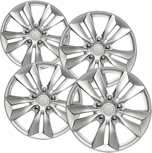 lowest Hub-caps wholesale for 96-96 Chrysler Intrepid (Pack of 4) Wheel Covers 16 inch Snap On discount Silver online
