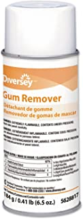 Johnson Diversey Gum Remover, Aerosol, 6.5oz, Can, 12/Carton, New