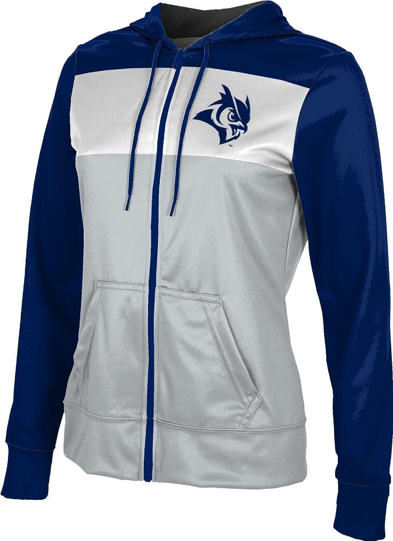 Rice University Girls' Zipper Hoodie Spirit School Max Miami Mall 90% OFF Sweatshirt