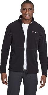 Berghaus Mens 4-22256 Full Zip Fleece Jacket Fleece Jacket - Black