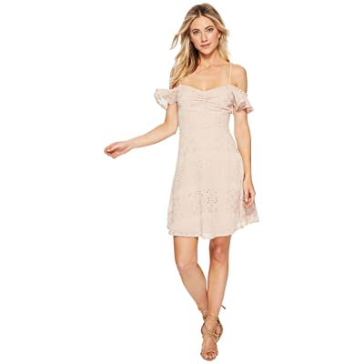 ASTR the Label Mackenzie Dress (Pale Mauve) Women