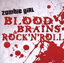 Best zombie girl blood brains and rock and roll Reviews