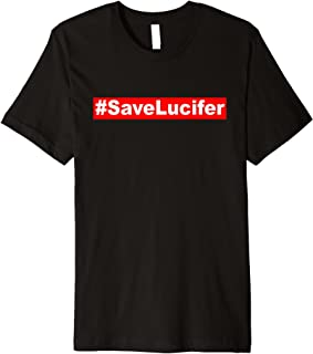 #SaveLucifer Save Lucifer Premium T-Shirt
