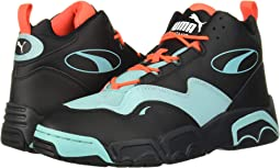 Puma Black/Nrgy Red/Blue Turquoise