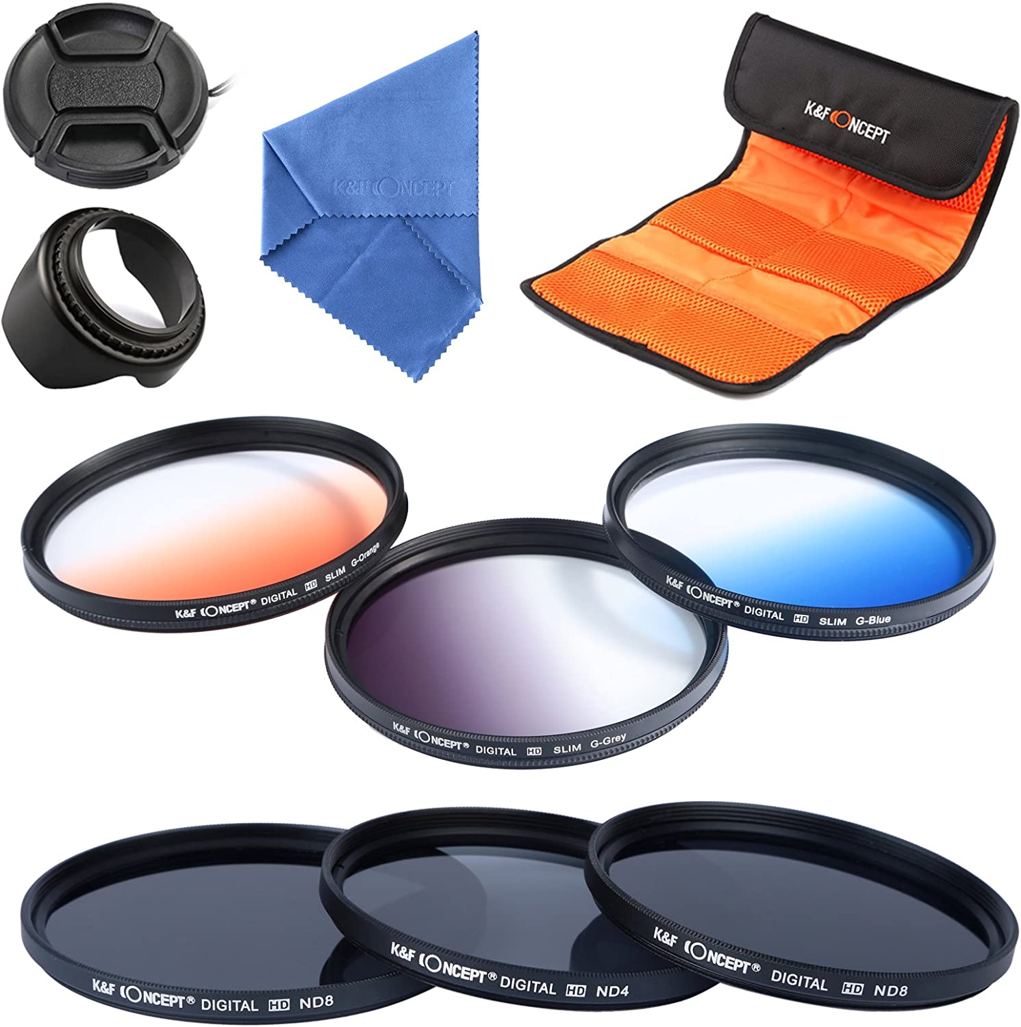 Recommended 67mm filter set KF Concept Neutr Filters Professional Lens Today's only