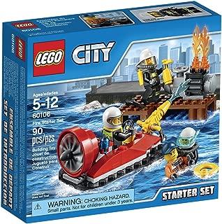 lego city starter set 60106
