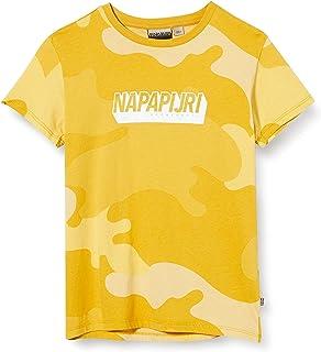 K Sen Camo Camiseta para Niños