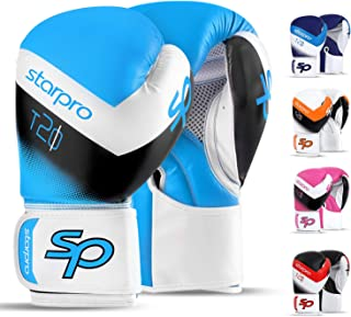 Boxing Gloves for Men & Women Training Sparring Kickboxing UFC MMA Muay Thai Pro Punching Fight Heavy Bag Mitts