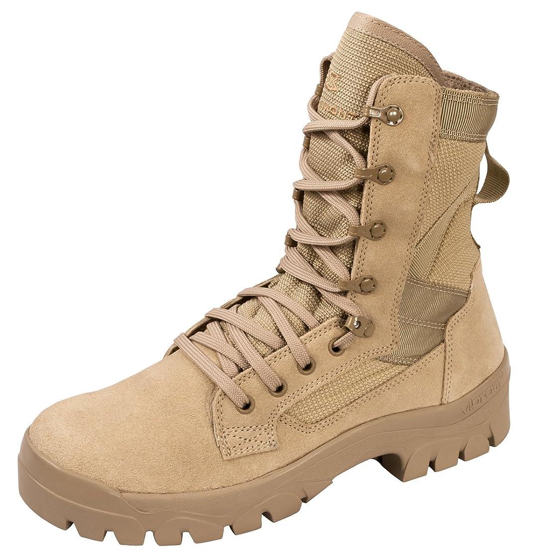 ドロップ乏しいレイ[ガルモノト] t8脊椎症Tactical Boot?–?Desert Sand