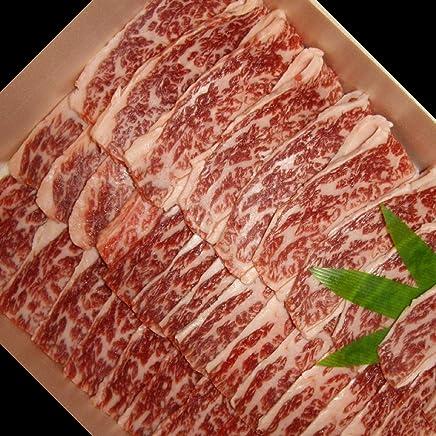 【敬老の日 プレゼント?カード付】村上牛 焼肉用 上カルビ 1kg
