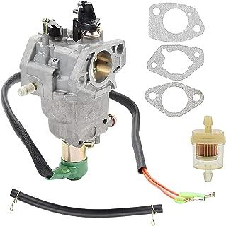 Yermax Carburetor for Champion Power Equipment 6000 7000 Watt 389CC Gasoline Generator C41155 CSA41155 CSA41155E
