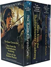 Cassandra Clare Shadowhunters Collection 3 Books Set (The Bane Chronicles, Tales from the Shadowhunter Academy, Ghosts of ...