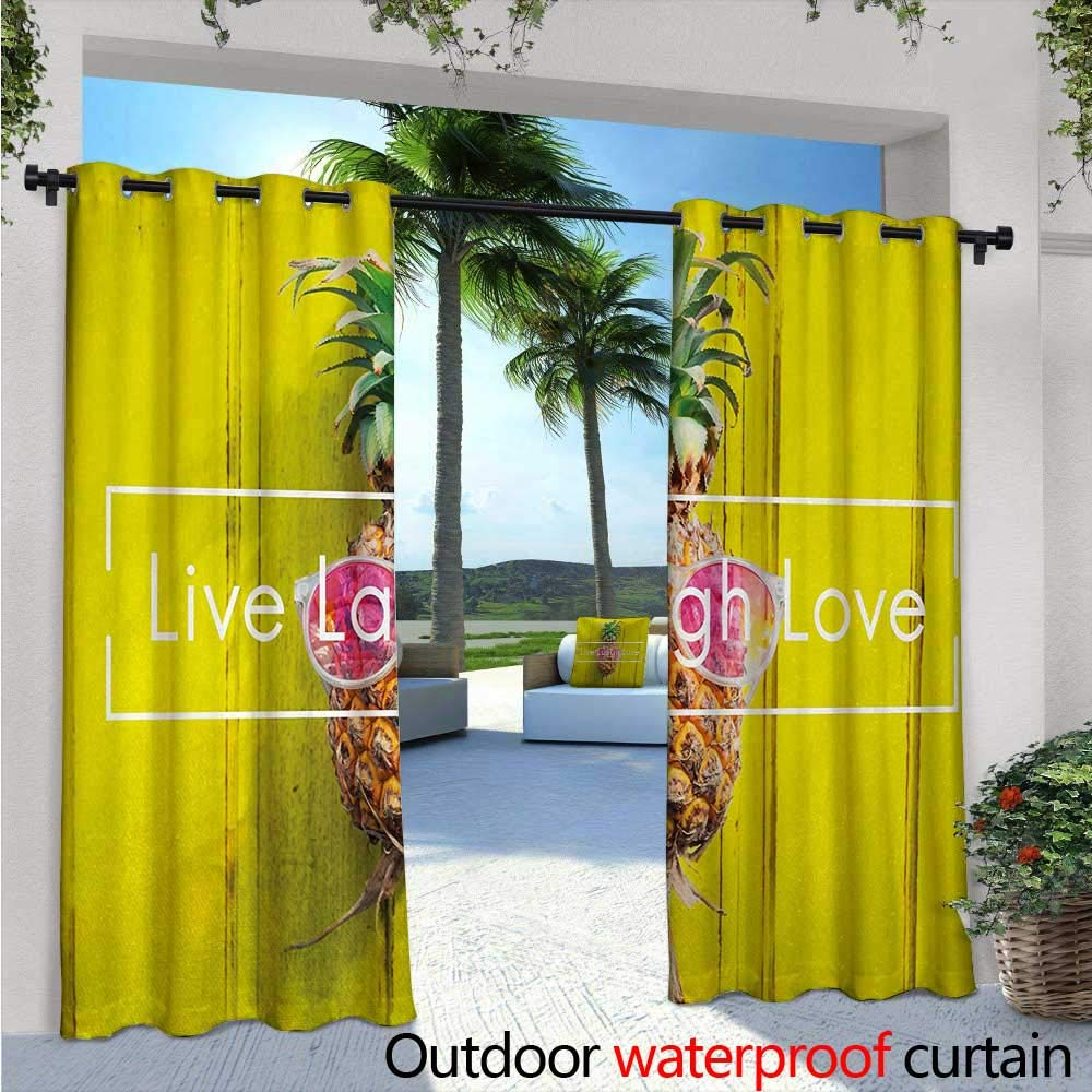 BlountDecor Live Laugh Love - Cortina de privacidad para ...